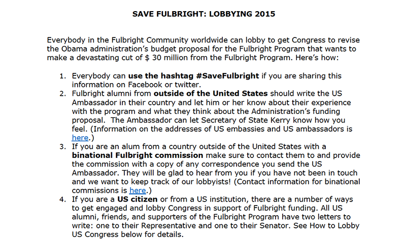 save_fulbright_lobbying_US